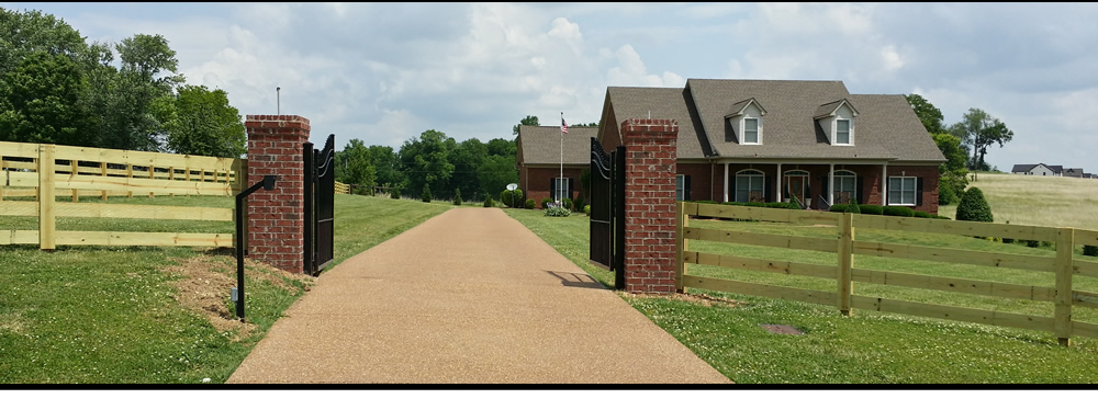 Home Nashville Fence And Gate